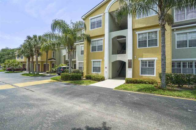 3015 Aqua Vista Lane 19-301, St Augustine, FL 32084 (MLS #213559) :: Bridge City Real Estate Co.