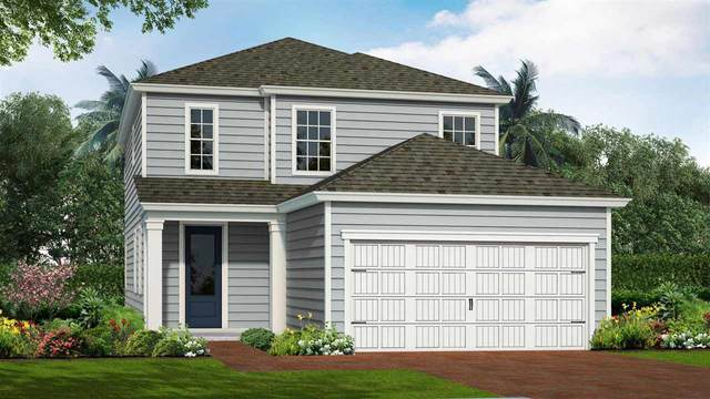 121 Thistleton Way, St Augustine, FL 32092 (MLS #213579) :: Noah Bailey Group