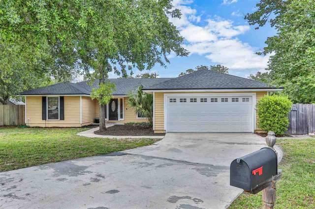 2404 Sourwood Ct, Orange Park, FL 32065 (MLS #213588) :: 97Park