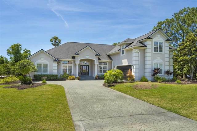 532 Turnberry Lane, St Augustine, FL 32080 (MLS #213595) :: Bridge City Real Estate Co.