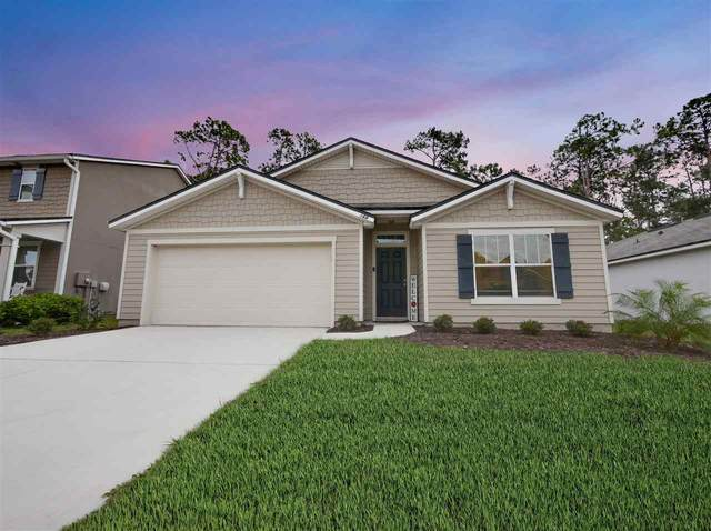168 Codman Drive, St Augustine, FL 32084 (MLS #213598) :: The Impact Group with Momentum Realty