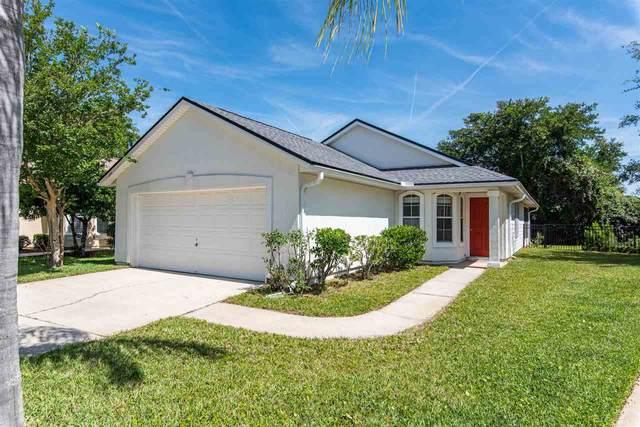 2141 W Lymington Way, St Augustine, FL 32084 (MLS #213608) :: 97Park