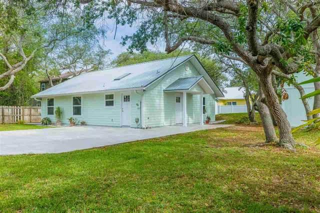 350 Biscayne Ave, St Augustine, FL 32080 (MLS #213613) :: 97Park