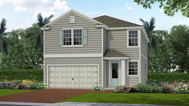 34 Thistleton Way, St Augustine, FL 32092 (MLS #213624) :: Noah Bailey Group