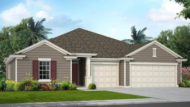 38 Marble Ct, St Augustine, FL 32086 (MLS #213626) :: Noah Bailey Group