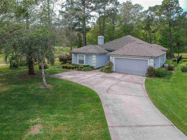3429 Castle Pine Ct, Green Cove Springs, FL 32043 (MLS #213628) :: Noah Bailey Group