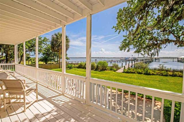 5532 Sunset Landing Circle, St Augustine, FL 32080 (MLS #213630) :: The Impact Group with Momentum Realty