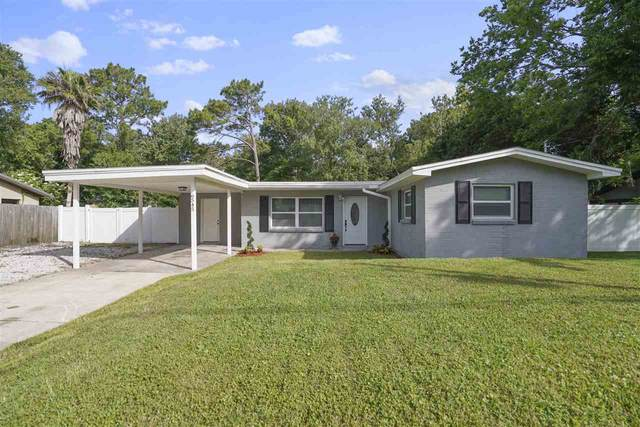 6545 N Pine Circle, St Augustine, FL 32095 (MLS #213640) :: Bridge City Real Estate Co.