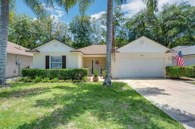 641 Intracoastal Cir, St Augustine, FL 32095 (MLS #213661) :: Better Homes & Gardens Real Estate Thomas Group