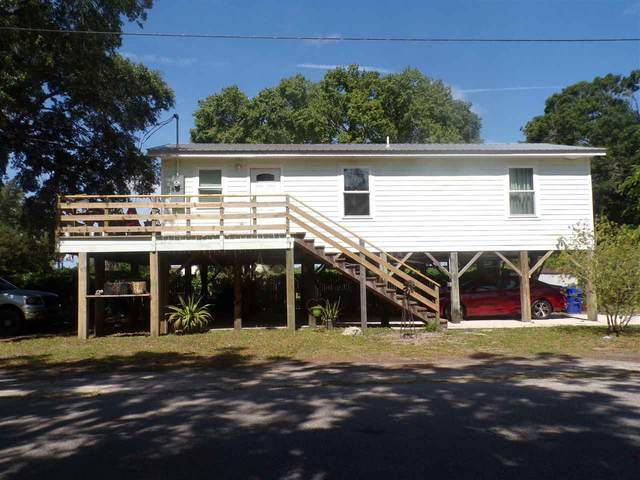 600 Woodlawn Rd, St Augustine, FL 32084 (MLS #213674) :: The Impact Group with Momentum Realty