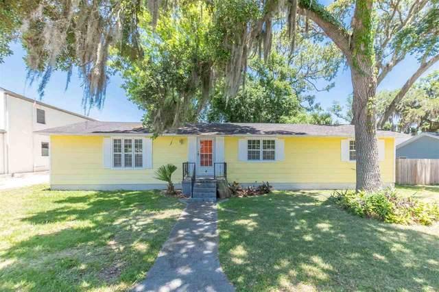 4 Nelmar Ave, St Augustine, FL 32084 (MLS #213680) :: Noah Bailey Group