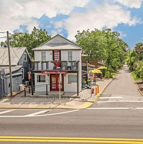 31 San Marco Avenue, St Augustine, FL 32084 (MLS #213710) :: 97Park