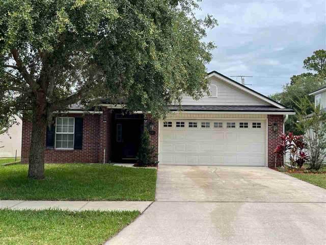 224 Pine Arbor Circle, St Augustine, FL 32084 (MLS #213716) :: Noah Bailey Group