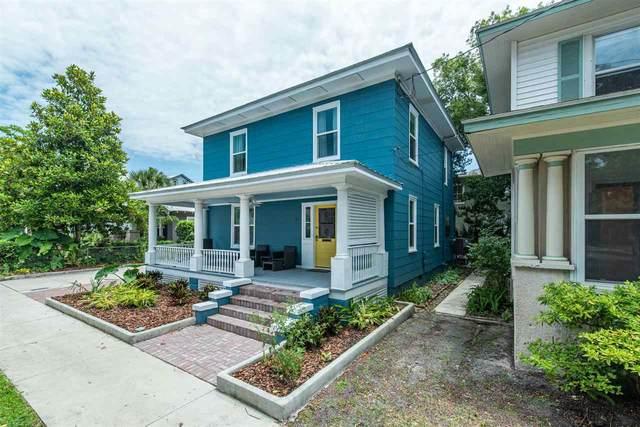 21 Saragossa Street, St Augustine, FL 32084 (MLS #213743) :: Noah Bailey Group