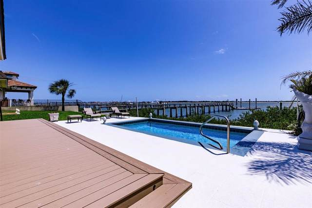 115 Inlet Dr, St Augustine, FL 32080 (MLS #213778) :: CrossView Realty
