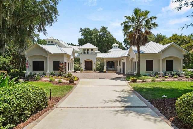 129 Marshall Creek Drive, St Augustine, FL 32095 (MLS #213795) :: Better Homes & Gardens Real Estate Thomas Group