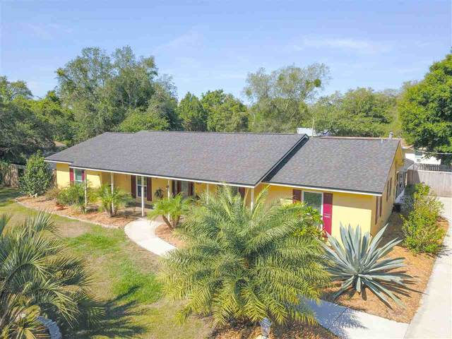 340 Orchis Rd., St Augustine, FL 32086 (MLS #213821) :: Noah Bailey Group