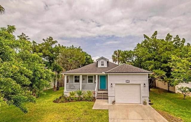 426 Arricola Ave, St Augustine, FL 32080 (MLS #213825) :: Noah Bailey Group