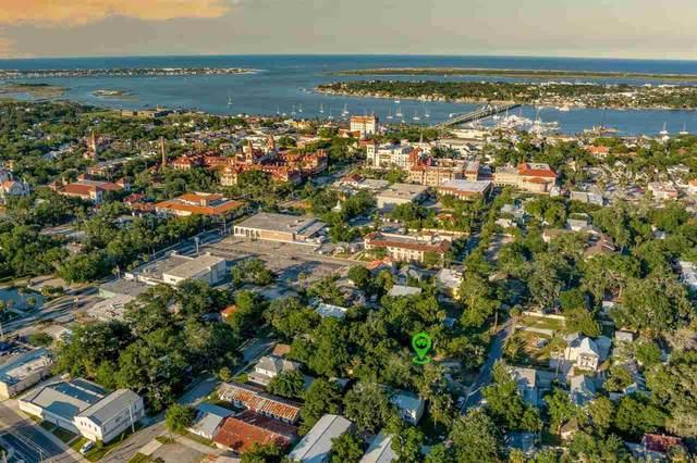 112 Cedar St., St Augustine, FL 32084 (MLS #213827) :: Better Homes & Gardens Real Estate Thomas Group