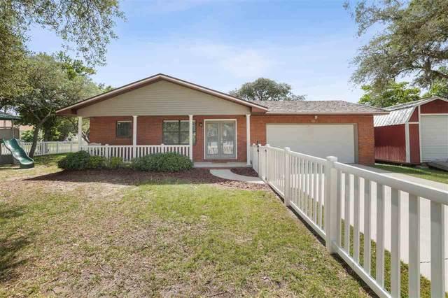 510 Queen Rd, St Augustine, FL 32086 (MLS #213829) :: Noah Bailey Group