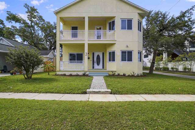 3 Court Theophelia, St Augustine, FL 32084 (MLS #213833) :: The Impact Group with Momentum Realty