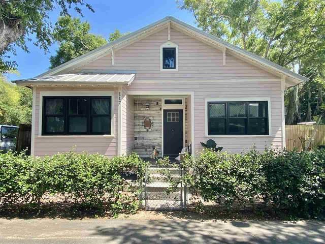 117 Pomar St, St Augustine, FL 32084 (MLS #213841) :: Bridge City Real Estate Co.