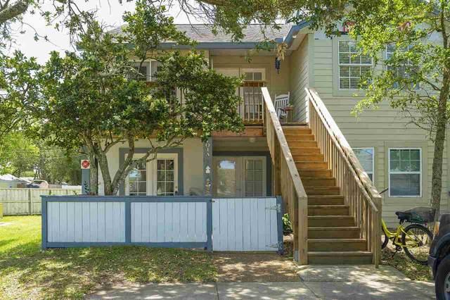 200 16th Street 201A, St Augustine Beach, FL 32080 (MLS #213851) :: 97Park