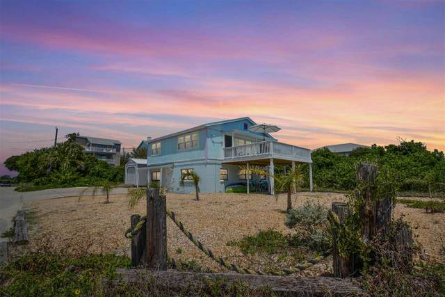 40 E Magnolia Ave, St Augustine, FL 32080 (MLS #213863) :: Olde Florida Realty Group