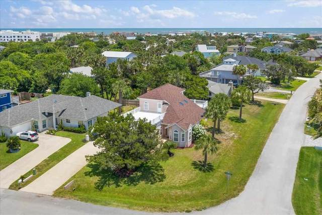206 Porpoise Point Dr, St Augustine, FL 32084 (MLS #213867) :: The Perfect Place Team