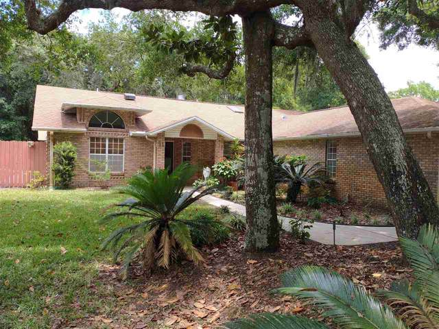 1158 San Jose Forest Drive, St Augustine, FL 32080 (MLS #213876) :: Noah Bailey Group