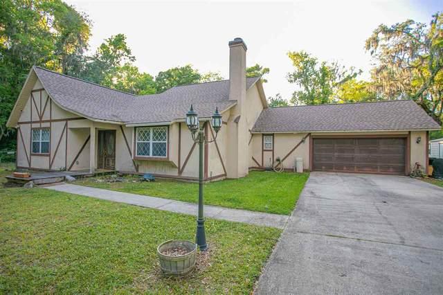 1140 Bayforest Rd, St Augustine, FL 32084 (MLS #213887) :: Noah Bailey Group