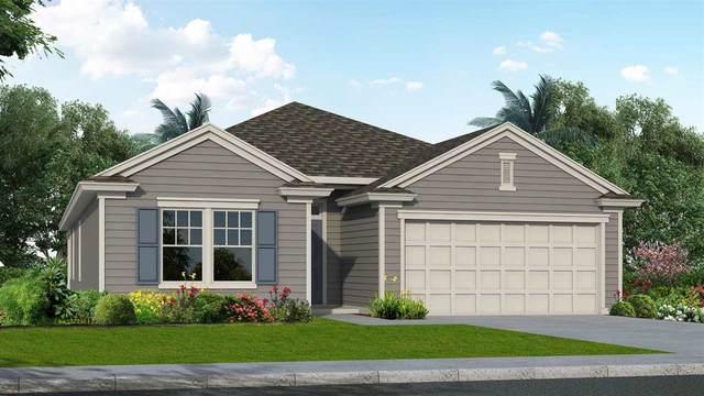 98 Narvarez Ave, St Augustine, FL 32084 (MLS #213901) :: Bridge City Real Estate Co.