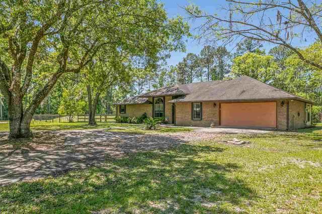 1805 Bennett Rd., St Augustine, FL 32092 (MLS #213916) :: Better Homes & Gardens Real Estate Thomas Group