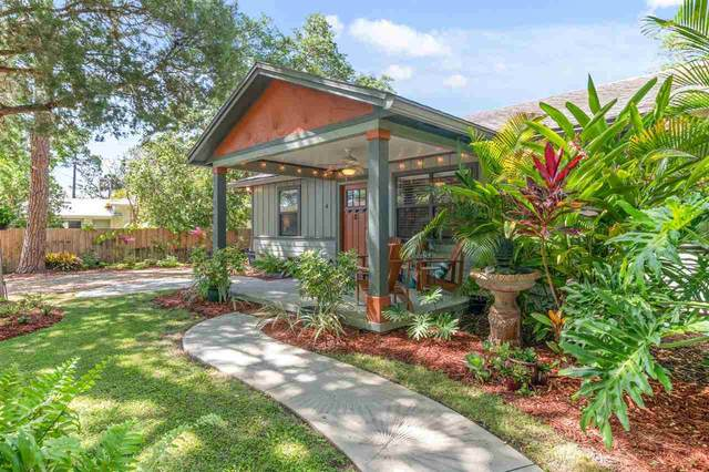4 Althea St, St Augustine, FL 32084 (MLS #213918) :: The Collective at Momentum Realty