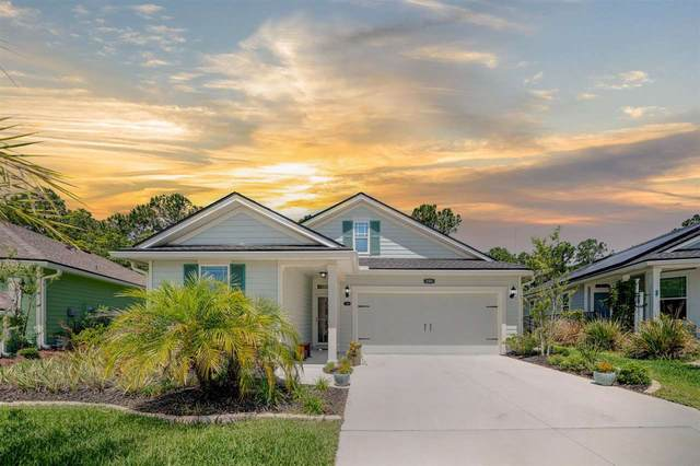 106 Bella Drive, St Augustine, FL 32086 (MLS #213940) :: The Impact Group with Momentum Realty