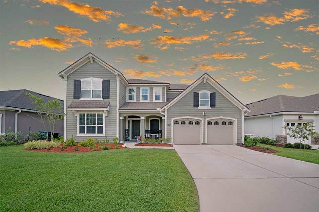 321 Wild Rose Drive, St Johns, FL 32259 (MLS #213941) :: Noah Bailey Group