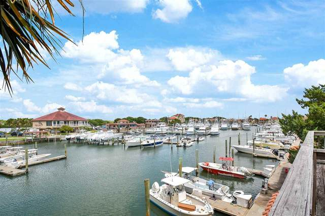 201 Yacht Club Drive, Unit #27 #27, St Augustine, FL 32084 (MLS #213944) :: Better Homes & Gardens Real Estate Thomas Group