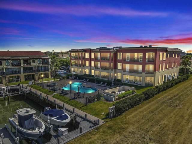 115 Sunset Harbor Way # 101 #101, St Augustine, FL 32080 (MLS #213948) :: Bridge City Real Estate Co.