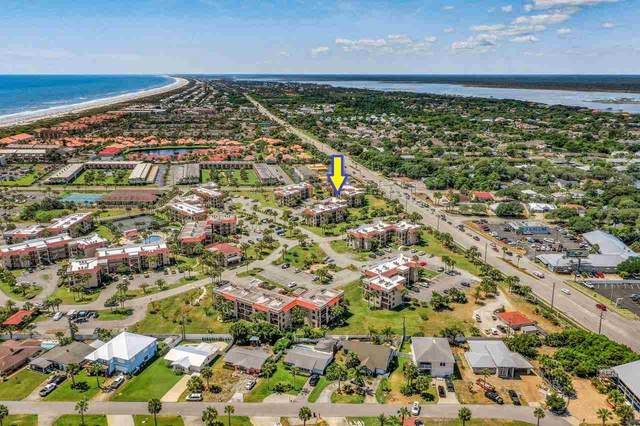 4250 A1a South Unit A-21, St Augustine, FL 32080 (MLS #213950) :: The Newcomer Group