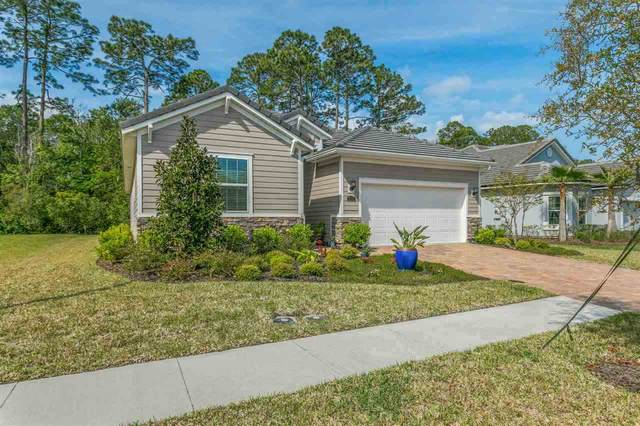 111 Portada Drive, St Augustine, FL 32095 (MLS #213981) :: Noah Bailey Group