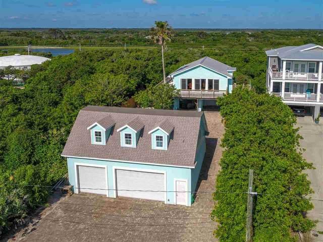 4943 Alta Vista Ave, St Augustine, FL 32080 (MLS #214012) :: Olde Florida Realty Group