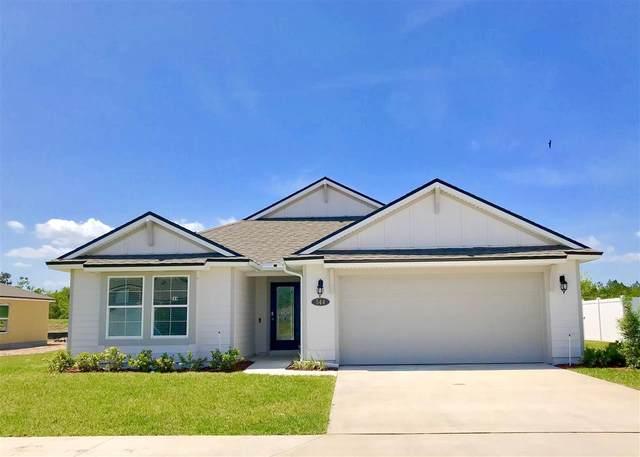 544 Sweet Mango Trl, St Augustine, FL 32086 (MLS #214013) :: Noah Bailey Group