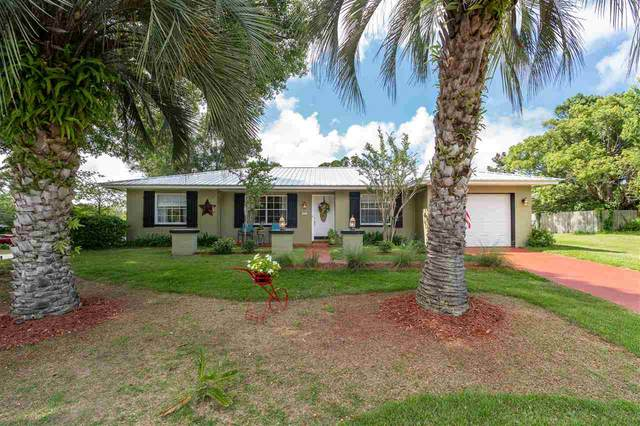 913 Mariana Pl, St Augustine, FL 32086 (MLS #214018) :: Noah Bailey Group