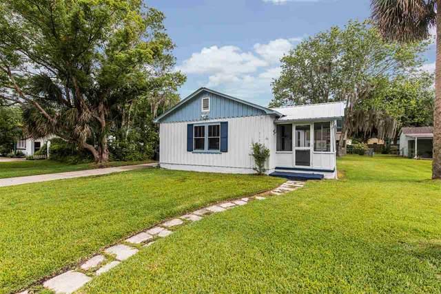 218 Estrada Ave, St Augustine, FL 32084 (MLS #214025) :: Noah Bailey Group
