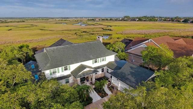 825 Kalli Creek Ln, St Augustine, FL 32080 (MLS #214029) :: 97Park