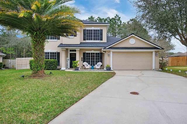 1604 N Summer Ridge Ct, St Augustine, FL 32084 (MLS #214030) :: Better Homes & Gardens Real Estate Thomas Group