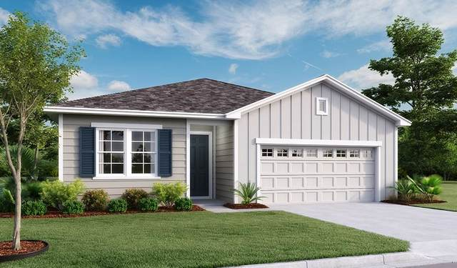 837 Honeycomb Trail, St Augustine, FL 32095 (MLS #214033) :: Better Homes & Gardens Real Estate Thomas Group