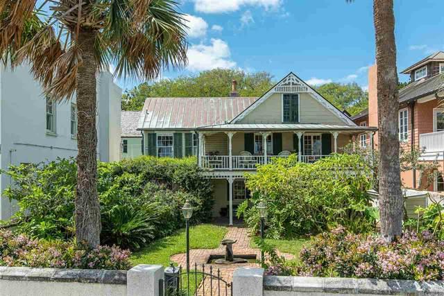 172 Avenida Menendez, St Augustine, FL 32084 (MLS #214039) :: Better Homes & Gardens Real Estate Thomas Group