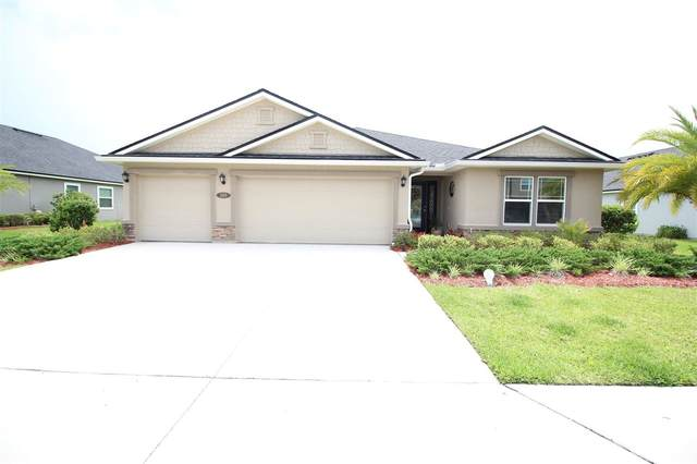669 Old Hickory Forest Rd, St Augustine, FL 32084 (MLS #214088) :: The Newcomer Group