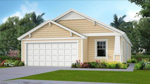381 Caminha Rd, St Augustine, FL 32084 (MLS #214092) :: CrossView Realty